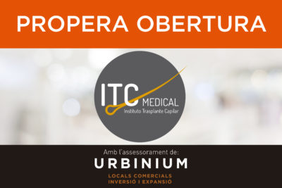 PROCHAINE OUVERTURE ITC MEDICAL