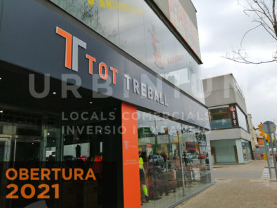 TOT TREBALL