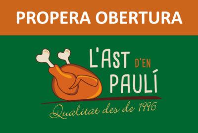 L'AST D'EN PAULÍ