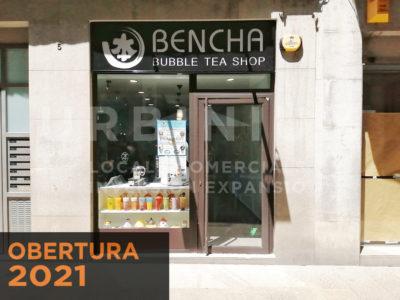BENCHA – BUBBLE TEA SHOP