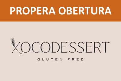 XOCODESSERT – GLUTEN FREE